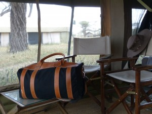 Carina Ayriss, Owner of Classicvacationrental.com loved this bag for her personal safari to Tanzania