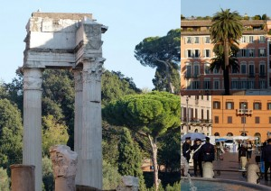 Rent an apartment in Rome and stay a while
