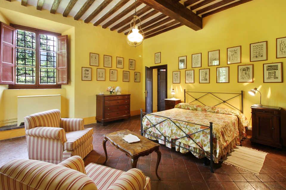 Buonvisi Villa For Rent Rent Villas Classic Vacation