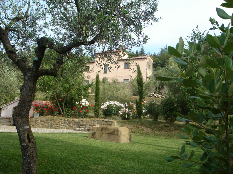 Casina Rianna in Tuscany