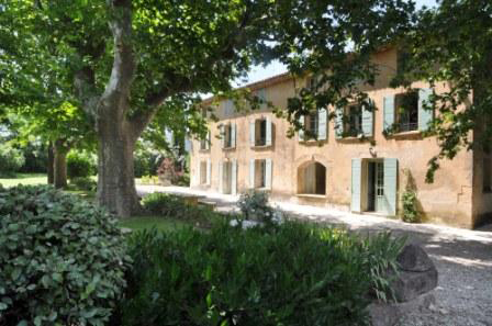 Bastide des Plaines in Provence