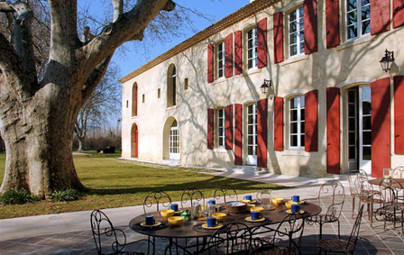 Manoir des Papes in Provence