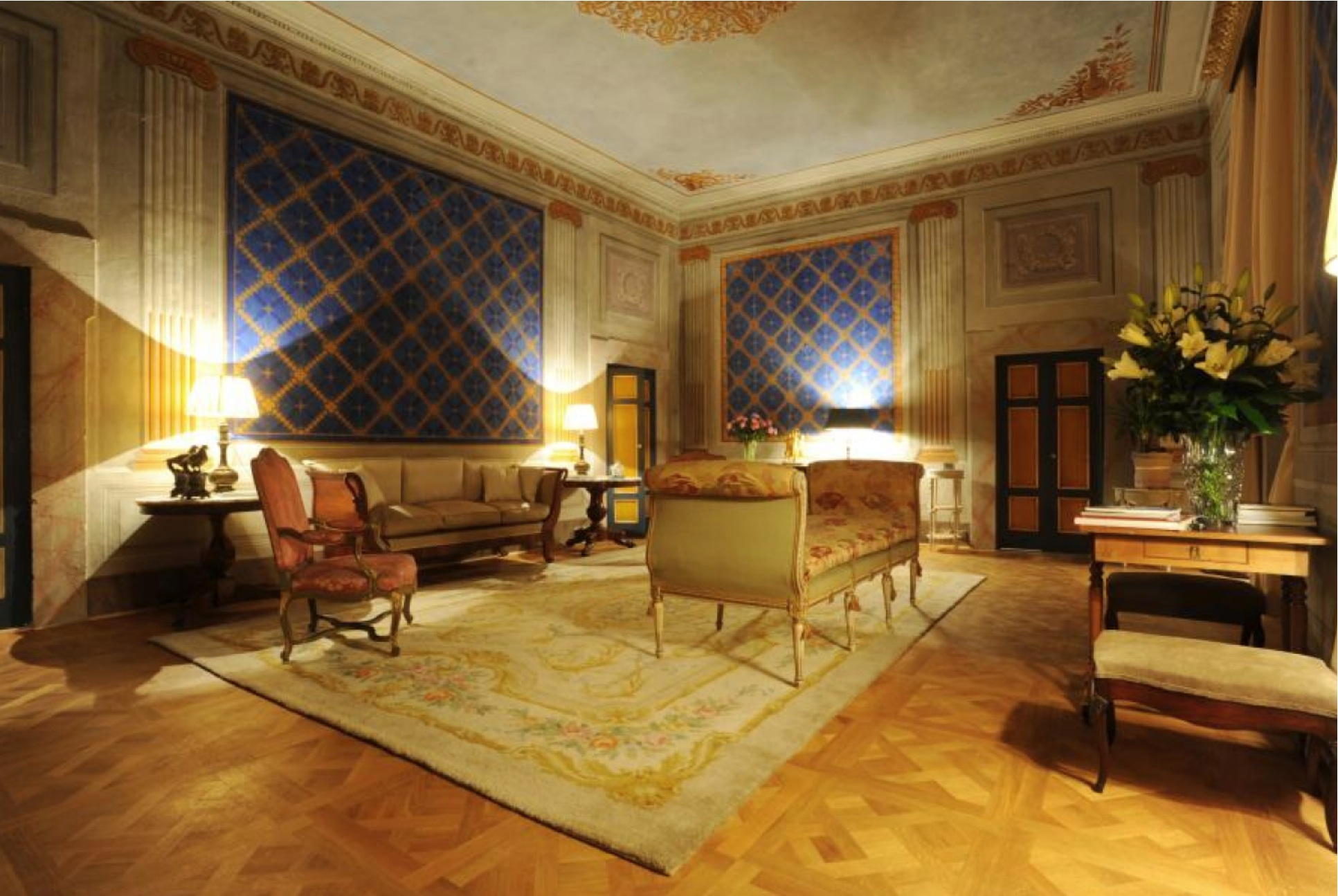 B&B - Palazzo Lucca in Tuscany