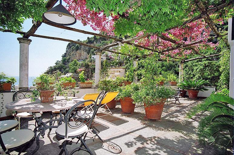 Casa Rocca in Southern Italy