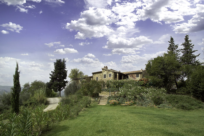 Casa Guido T in Tuscany