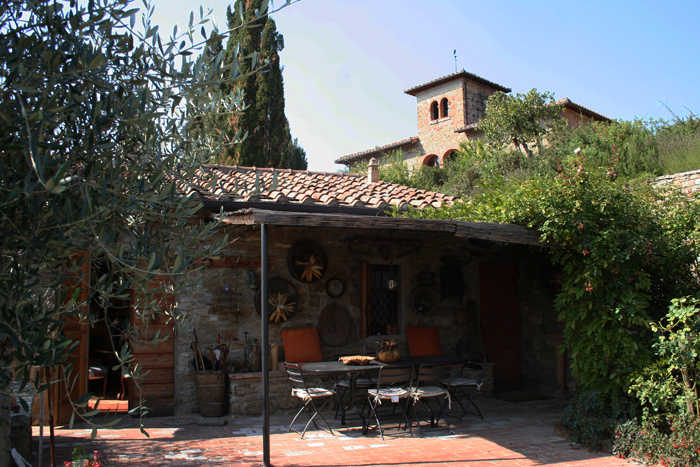 Greve Casina in Tuscany